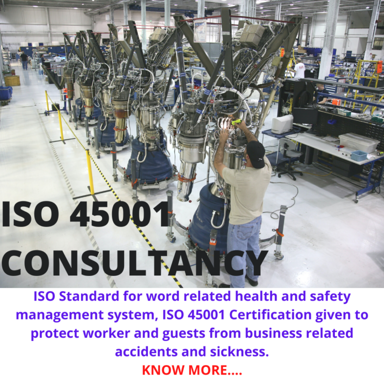ISO 45001 POSTER