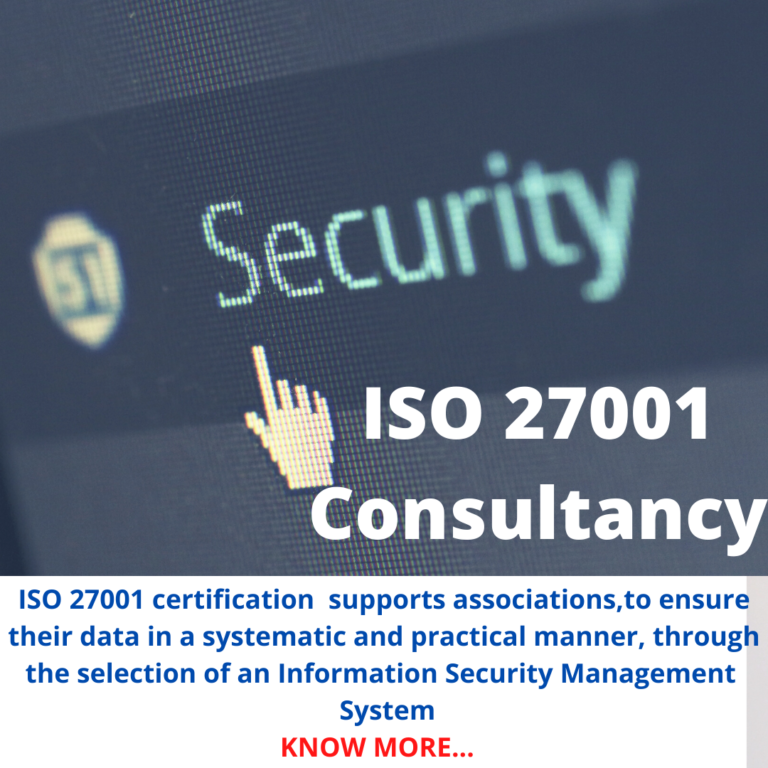 iso 27001 poster